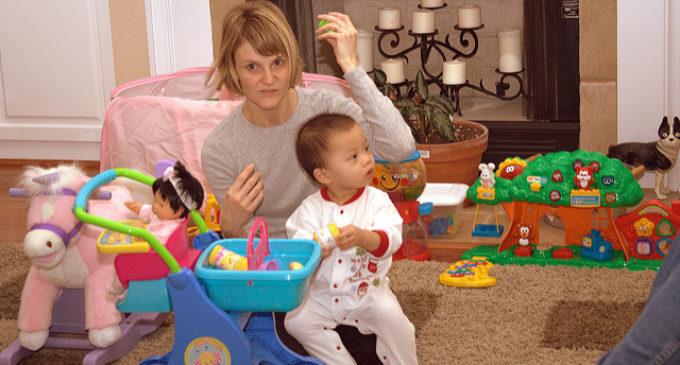 """""""Interlandelijke adoptie wél goede optie voor kind"""""""