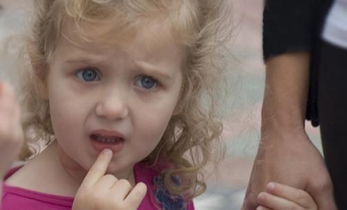 Angst bij kinderen mede door ouders