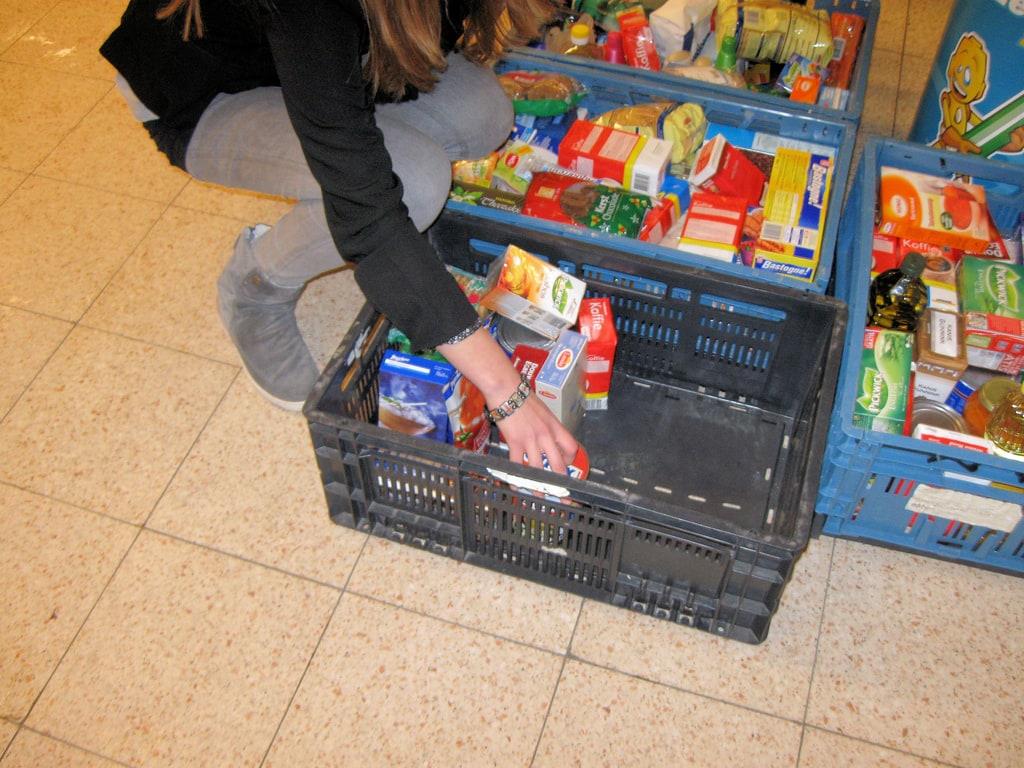 voedselbank kinderen nieuwe armen