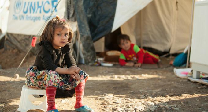 Verlenen van hulp belangrijke westerse waarde (Column)
