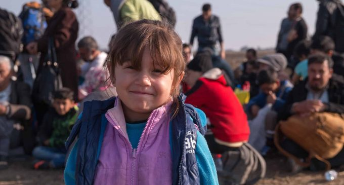 """""""Dubbele sensitiviteit nodig bij vluchtelingenkinderen"""""""