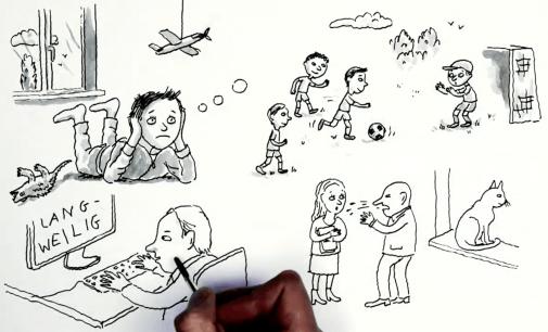 Angst bij kinderen reduceren met filmpje over corona