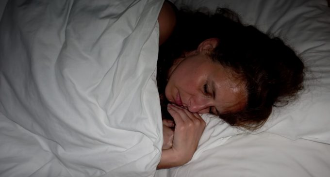 Rouwen terwijl je slaapt?